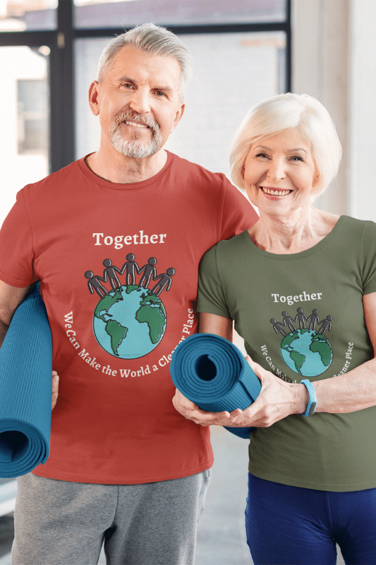Together Savvy Cleaner Funny Cleaning Shirts Standard Tee
