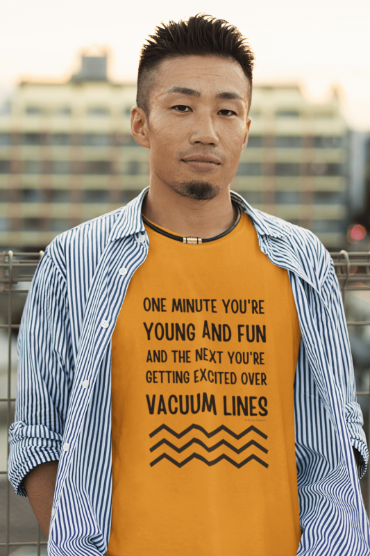Young and Fun Savvy Cleaner Funny Cleaning Shirts Classic T-Shirt